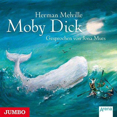 Moby Dick                   Autor:                                                                                                                                 Herman Melville                               Sprecher:                                                                                                                                 Jona Mues                      Spieldauer: 3 Std. und 39 Min.     9 Bewertungen     Gesamt 4,7