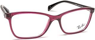 Óculos de Grau RX7108L Borgonha - U / 428/0