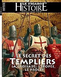 « Le Secret des Templiers - la Croisade, l'Épopée, le Procès » (Le Figaro Histoire, 5 mars 2020)