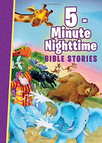 Download 5-Minute Nighttime Bible Stories 0718084527