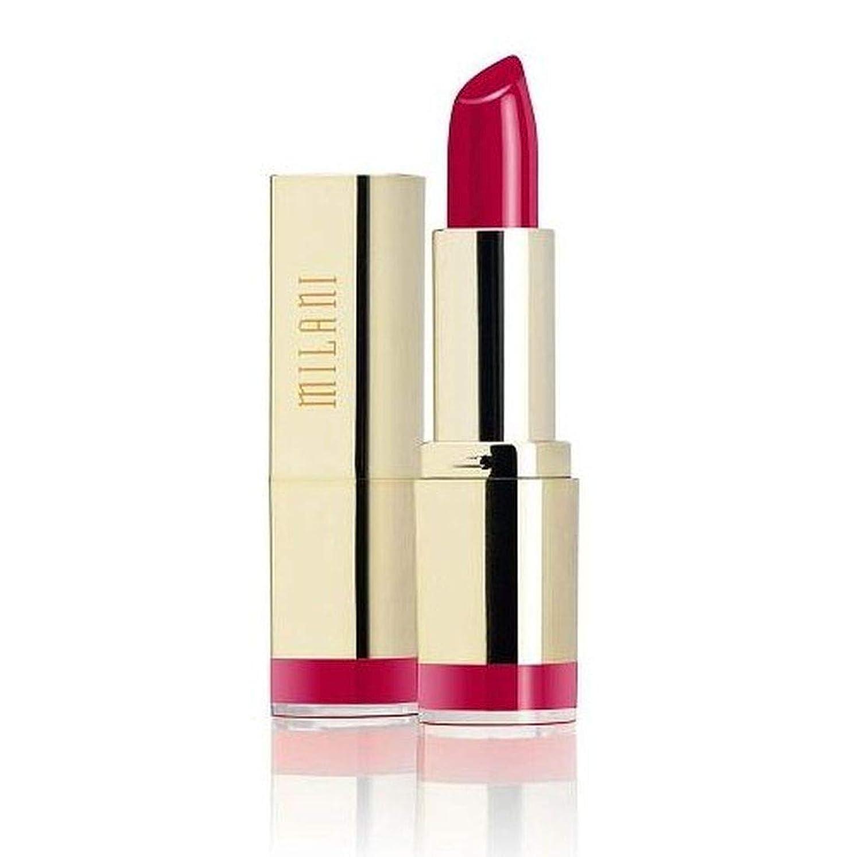 汚すエイリアンしがみつく(3 Pack) MILANI Color Statement Lipstick - Ruby Valentine (並行輸入品)