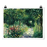 Bilderwelten Poster Motiv - Auguste Renoir - Frauen im