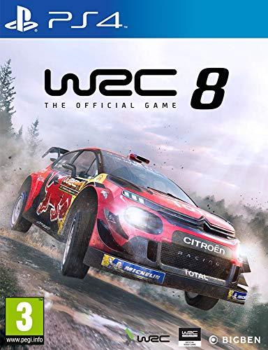 pas cher un bon Championnat du monde des rallyes Wrc8 Fear