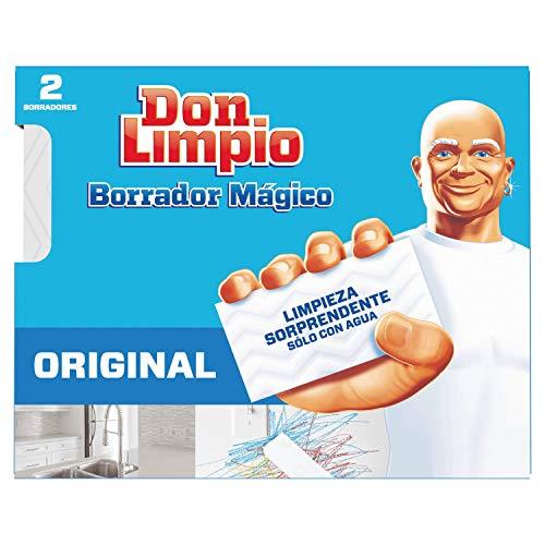 Don Limpio Ultra Power Borrador Mágico - 2 Unidades