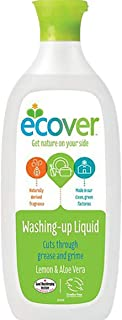 Ecover Washing-Up Liquid Lemon & Aloe Vera - 1 Liter