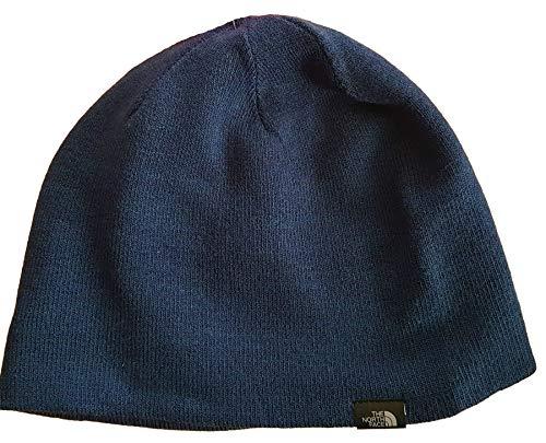 The North Face - Gorro de punto para hombre, color azul