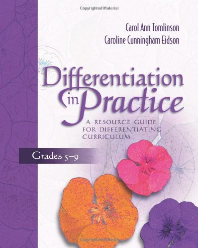Differentiation in Practice: A Resource Guide for...
