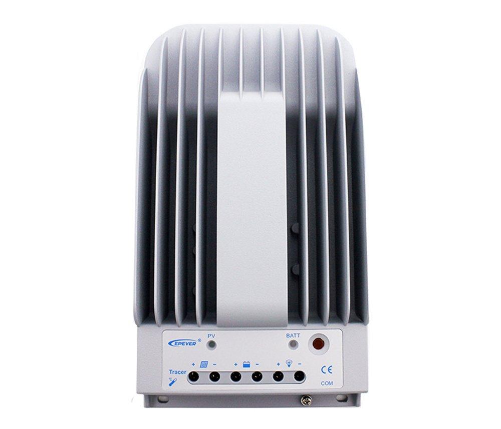EPEVER/® Tracer3215BN EPSolar MPPT R/égulateur de charge 30 A D/étection automatique 12 V//24 V 150 V