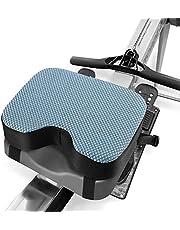 Kohree Roeimachine Zitkussen (Model 2) dat perfect past Concept 2 met dikkere geheugenschuim, wasbare hoes en riemen- Werkt ook geweldig met oefening ligfiets stationaire fiets