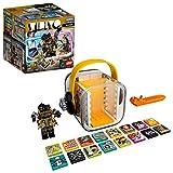 LEGO43107VIDIYOHiphopRobotBeatboxCreadordeVídeosMusicalesJugueteRealidadAumentadaAppSetconMiniFigura