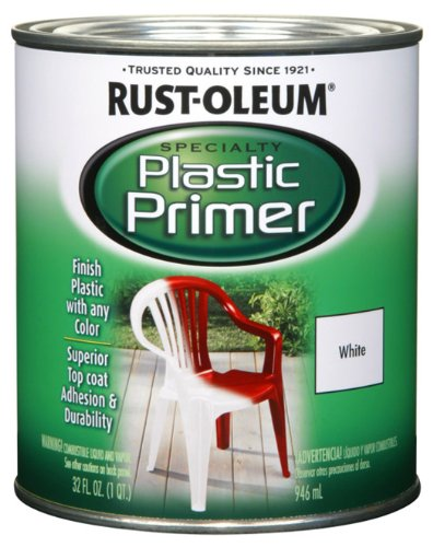 Rust-Oleum 213517T Specialty Quart Oil Based Appliance Plastic Primer