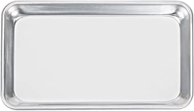 Happypinto Aluminum Mini Sheet Pans/Bun Pans, 1/8, One Eighth size 6