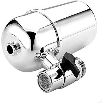 zantec Grifo purificador de Agua Filtro de casa Cocina Dispositivo de purificación de Agua de Grifo Water-Strainer ...