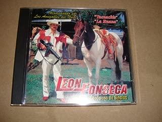 Leon Fonseca El Chacaloso De Sinaloa (Audio Cd 1998)