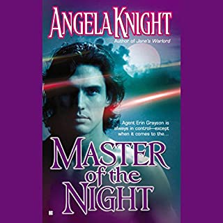 Master of the Night audiobook cover art