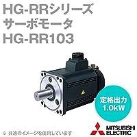 三菱電機 HG-RR103 サーボモータ HG-RRシリーズ (超低慣性・中容量) (定格出力容量 1.0kW) (慣性モーメント 1.5J) NN