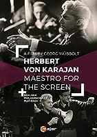Herbert Von Karajan - Maestro for the Screen [DVD]