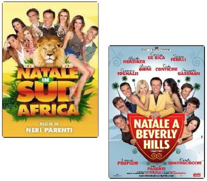 Natale In Sud Africa + Natale A Beverly Hills (Box 2 Dvd)