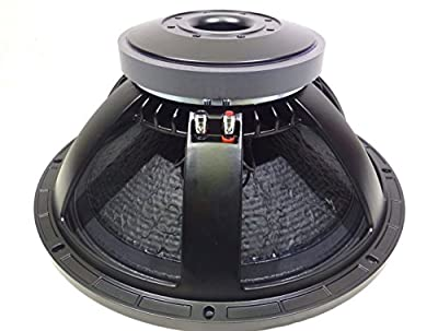 """Replacement 18"""" Woofer for YORKVILLE 7420 for LS608, LS800P, LS801P, TX9 Speaker 8 ? from LASE"""