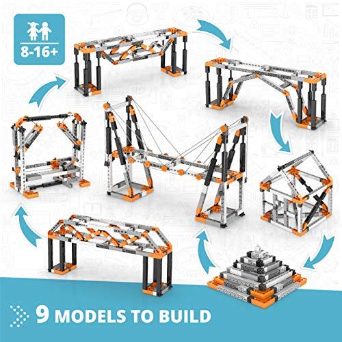 Engino Discovering STEM Structures Constructions & Bridges