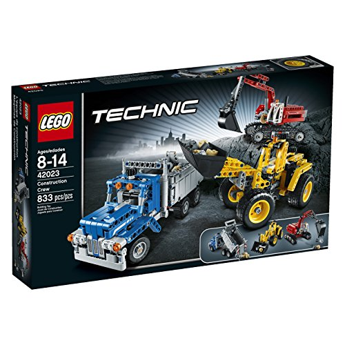 LEGO Technic 42023 Construction Crew by LEGO