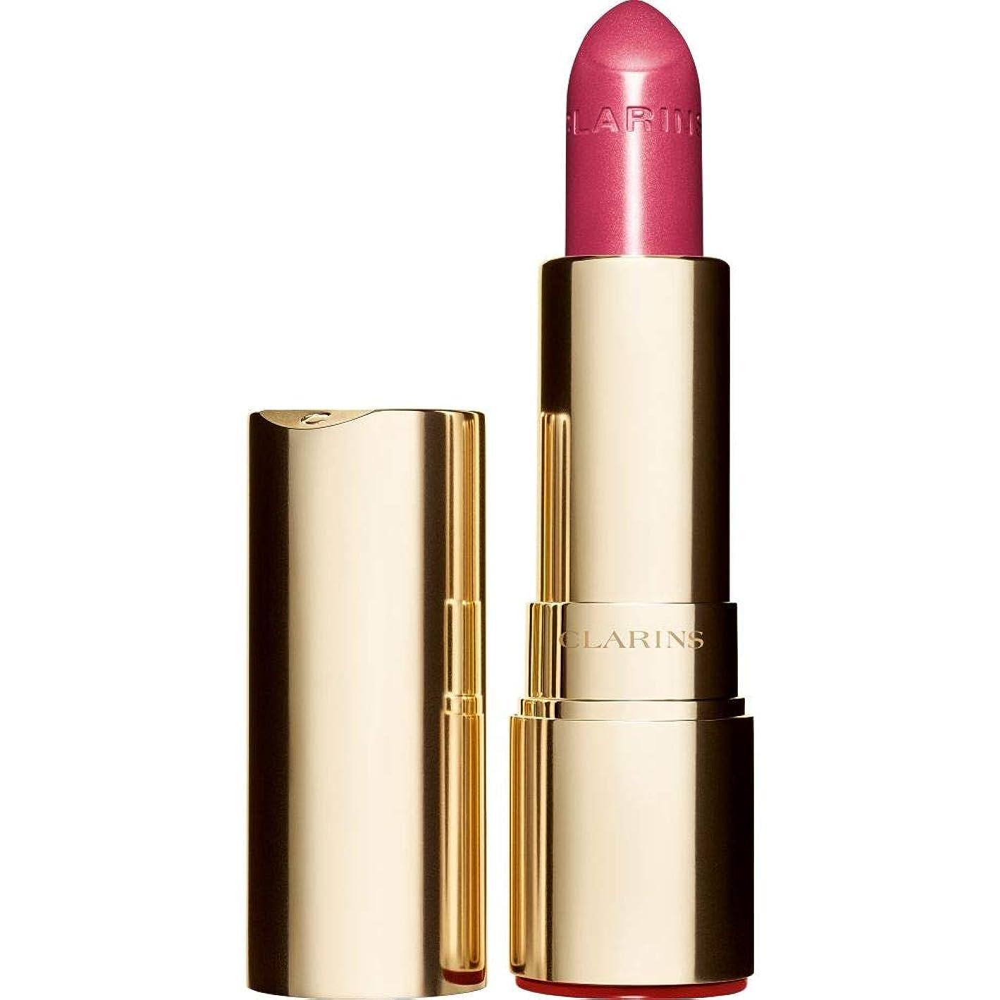 選択するありがたい従事した[Clarins ] クラランスジョリルージュブリリアント口紅3.5グラムの723S - ラズベリー - Clarins Joli Rouge Brillant Lipstick 3.5g 723S - Raspberry [並行輸入品]