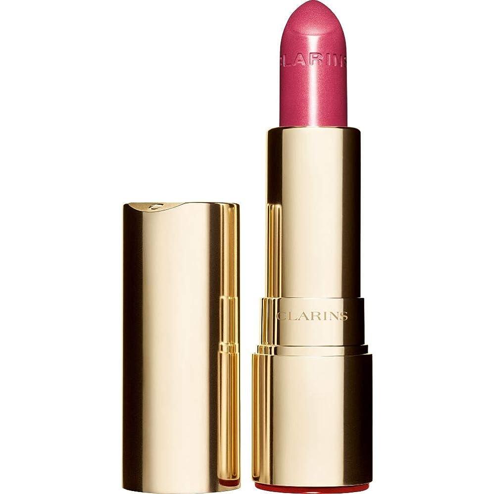 納屋乳知覚的[Clarins ] クラランスジョリルージュブリリアント口紅3.5グラムの723S - ラズベリー - Clarins Joli Rouge Brillant Lipstick 3.5g 723S - Raspberry [並行輸入品]