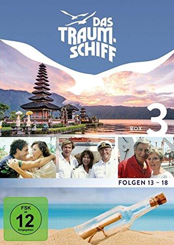 Das Traumschiff - Box 3 (Folgen 13-18) (3 DVDs)