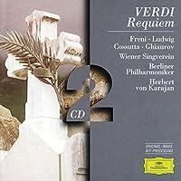 Requiem / Te Deum by FRENI / LUDWIG / COSSUTTA / BERLIN PHIL ORCH / KARAJAN (1997-04-01)