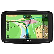 TomTom Navigationsgerät Via 53 (5 Zoll, Stauvermeidung dank TomTom Traffic, Karten-Updates Europa, Updates über Wi-Fi, Smartphone-Benachrichtigungen)©Amazon