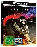 47 Ronin - UHD - Steelbook [Blu-ray]