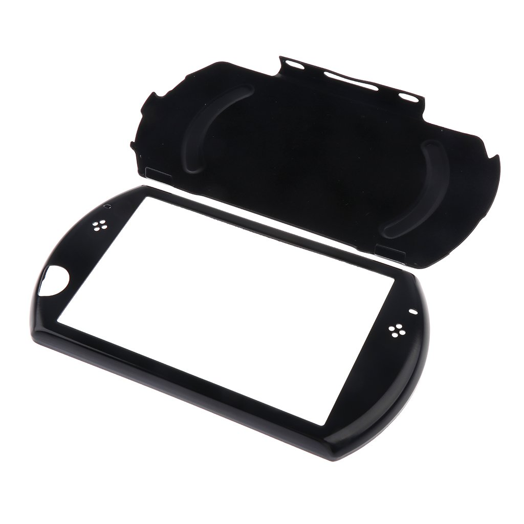 Protective Aluminum Carry Hard Case Cover For Sony PSP GO Game Console Black