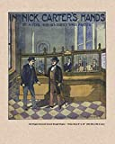 In Nick Carter´s Hands: Journal with Vintage Cover Design to write in • Cornell Lined Graph Paper • 8' x 10' (20.32 x 25.4 cm) (Nick Carter Weekly, Band 1)