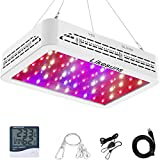 Likesuns 600W LED Grow Lights for Indoor Plants, Full Spectrum Plant Grow Lights for Seedling