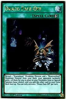 Yu-Gi-Oh! - Draco Face-Off (PGL3-EN090)  Premium Gold: Infinite Gold