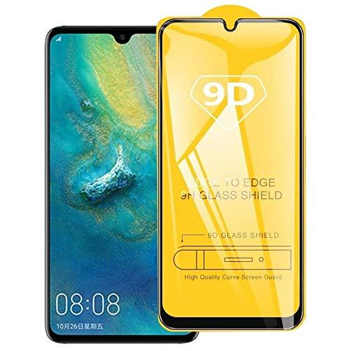 Nieuwe Tangyong CL 9D Volledige Lijm Volledig Scherm Gehard Glas Film Voor Huawei P Smart (2019)