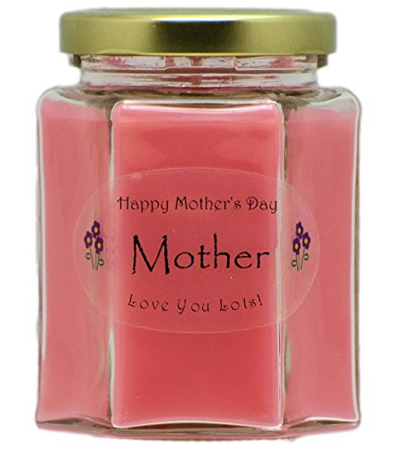 Just Makes Scents Mother Mothers Day Candle - Fresh Cut Roses Scented Mothers Day Gift Candle - Hand Poured in the USA by