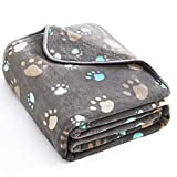 Allisandro® Super Softe Warme und Weiche Decke für Haustier Hundedecke Katzendecke...