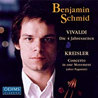 Vivaldi: Four Seasons; Kreisler: Concerto in one movement