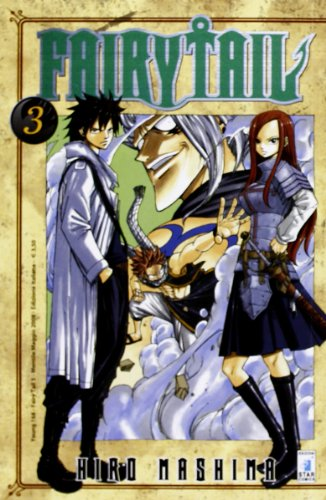 Fairy Tail (Vol. 3)