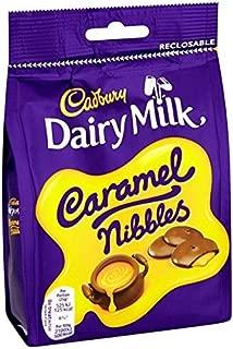 Cadbury Caramel Nibbles - 120g