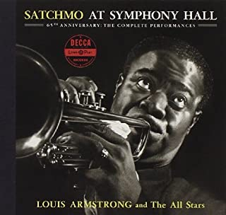 Satchmo Armstrong, Louis At
