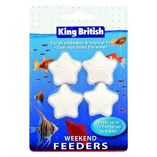 King British - Bloques de comida para fines de semana