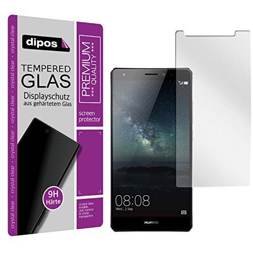 Protector de Pantalla compatible con Huawei Mate S Dipos® Premium Cristal Vidrio...
