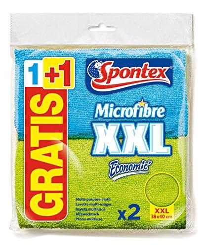 Spontex - Bayeta Microfibra economic 1+1