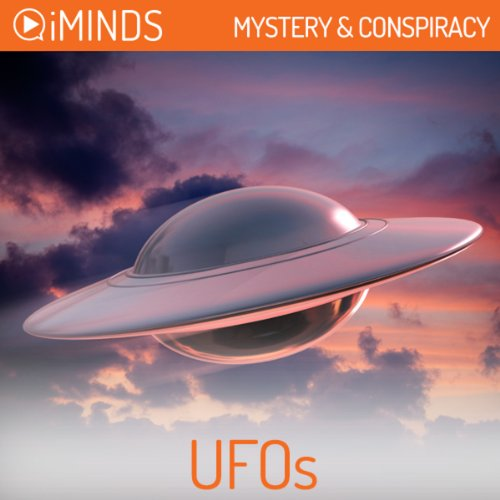 UFOs audiobook cover art