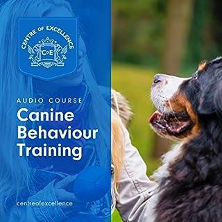 Canine Behaviour Training cover art