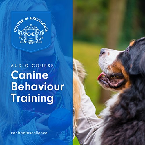 Canine Behaviour Training                   By:                                                                                                                                 Centre of Excellence                               Narrated by:                                                                                                                                 Brian Greyson                      Length: 2 hrs and 53 mins     2 ratings     Overall 4.5