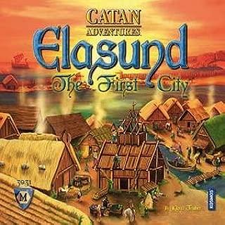 Catan Adventures: Elasund - The First City by Mayfair Games: Amazon.es: Juguetes y juegos