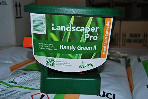 Handy Green II - Streumaschinen